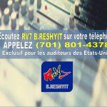 Canal 3 » Listen «Écoutez» Le Programme RV7 B.RESHYIT