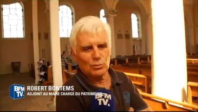 France / Vidéo: L'étrange invasion de mouches dans des églises vosgiennes