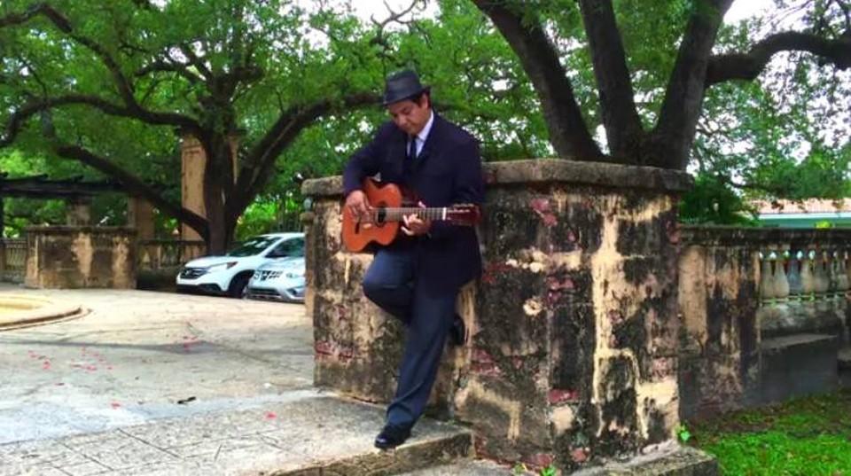 Nouvel {NEW} Album :  Mensajes de un Compositor by Franck Junior Flores