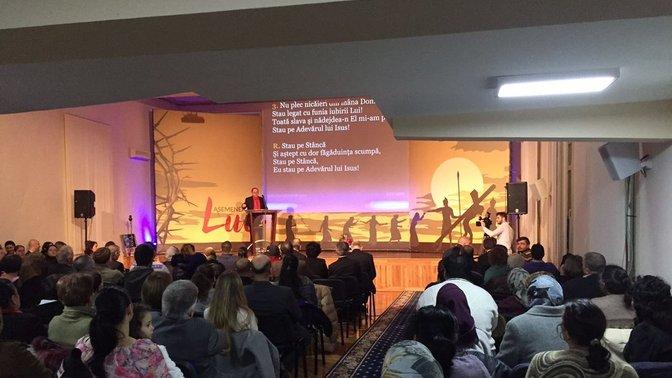 Adventiste : Des réunions d'évangélisation en Roumanie comparés à boule de neige de plus en plus