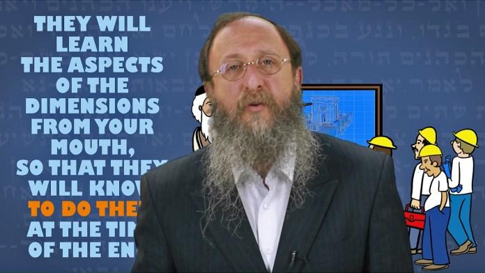 Israël : Les Juifs doivent construire le 3e Temple selon un éminent Rabbi