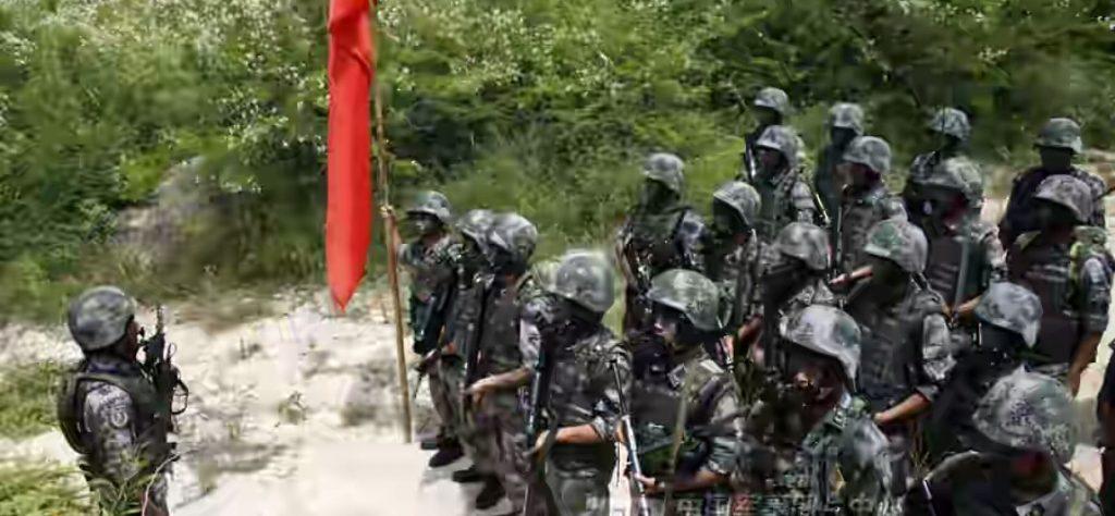 Le monde – Chine & Corée du Nord : La Chine amasse ses troupes avec la Corée du Nord