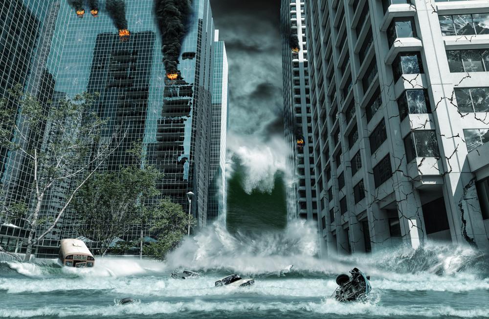 Notre  Monde : L'enfer sur Terre dans moins d'un siècle ?