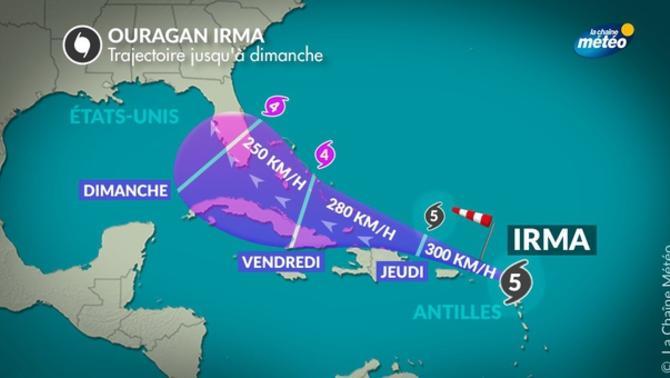 L'Atlantique :  L'ouragan Irma : Dieu essaie-t-il de nous dire quelque chose?