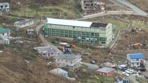 L'Église adventiste en Amérique du Nord évalue les dommages causés par l'ouragan Irma et commence l'effort de secours.