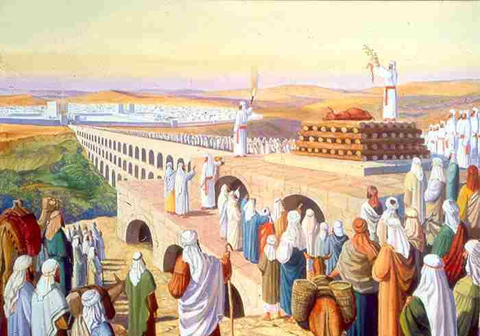 D'autres signes des temps de la fin : Cinq signes prophétiques pour le moyen orient