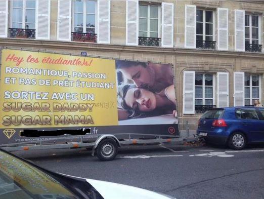 Le Grand Scandale : la promotion de l'adultère et de la débauche en plein Paris !