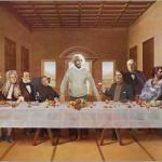 La totale apostasie dans le monde entier : Le Christianisme Contrefait de Satan