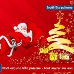 Les fêtes Gréco-romaines : Noël est une fête païenne – tout savoir sur son origine.