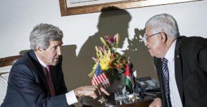 Explosif – Trahison à Londres: John Kerry dit à Abbas d'être patient car Trump va être éliminé