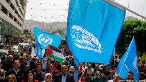La Palestine et L'ONU : Les Palestiniens disent que les Nations Unies ne sont plus crédibles parce qu'elles permettent aux États-Unis de faire du veto