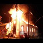 La destruction des églises