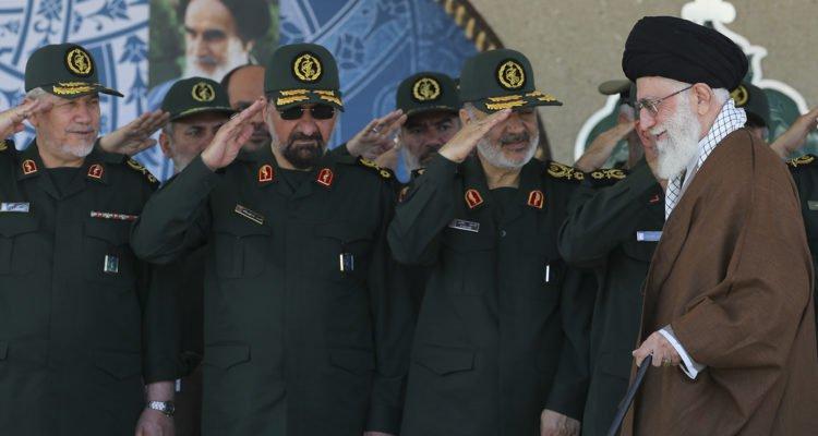 Le général iranien affirme que les forces islamiques attendent des ordres pour «éradiquer» Israël