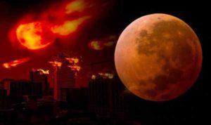 Signes du Ciel : La Lune de Sang de juillet 2018 ranime le débat sur les signes de la fin du monde