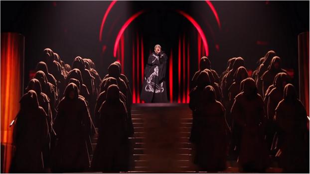 ISRAEL : Madonna lors de Eurovision en Israël joue le rôle de l'Antéchrist avenir