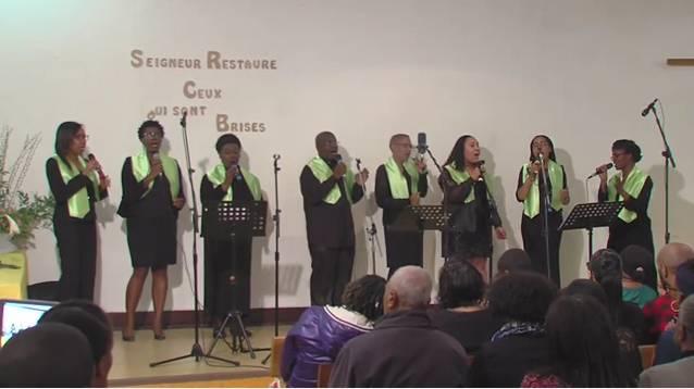 Concert chrétien:  Concert de Soutien et de Solidarité à l'Église adventiste de Créteil