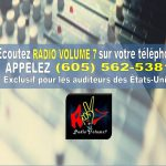 Canal 1 » Listen  «Écoutez» RADIO VOLUME 7