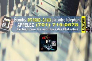 Canal 2  » Listen « Ecoutez »   RV7 RADIO DJ Mix Session