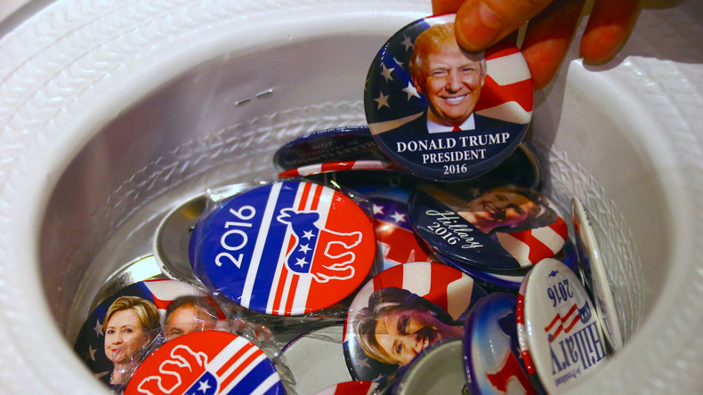 USA: Donald Trump élu président des Etats-Unis
