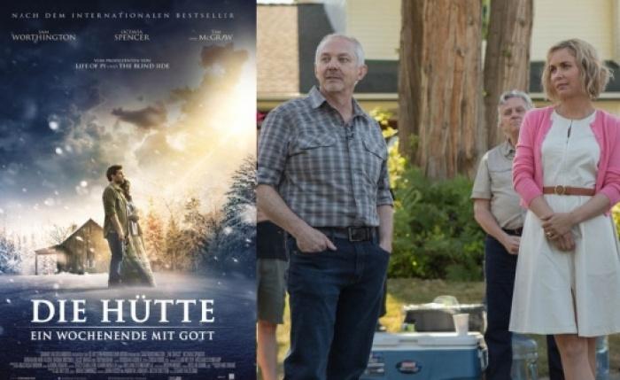 Cinéma: Paul W. Young enchanté de l'adaptation de son livre «La Cabane» en film