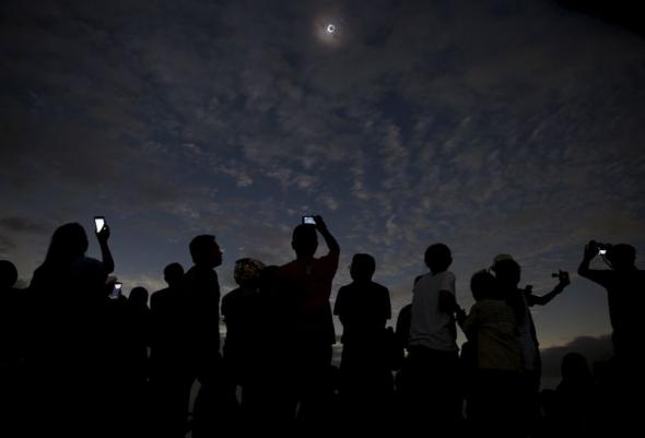 Autres signes : Les scientifiques repèrent la plus ancienne éclipse solaire enregistrée, et il est mentionné dans la bataille biblique de Joshua