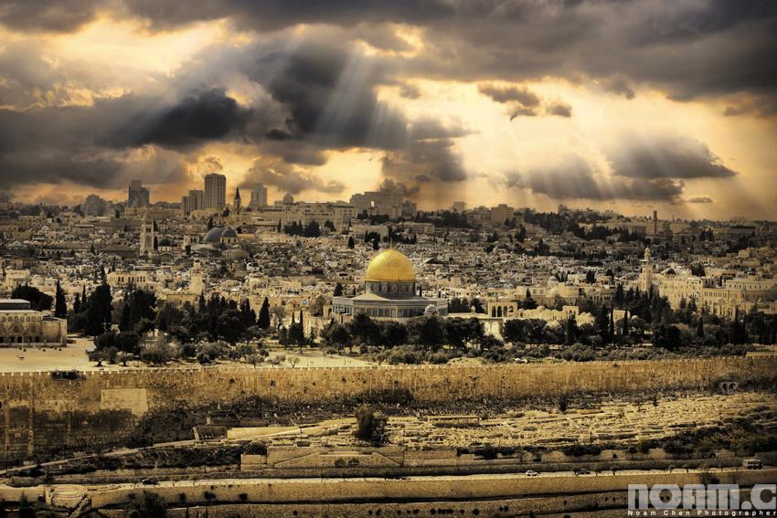 Israël les signes de la fin des temps : L'avenir surprenant de Jérusalem !