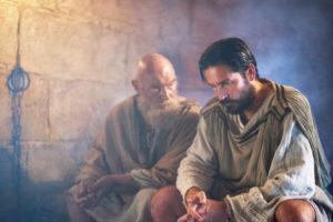Cinéma : Jim Caviezel partage ce qu'il a prié pour le rôle de James Faulkner avant le film «Paul, apôtre du Christ»