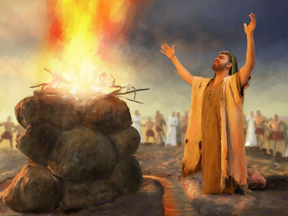 Les signes et l'appel Prophétique : Elie, Prophète de la Restauration