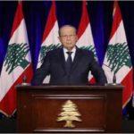 Le président libanais ouvert à la paix avec Israël