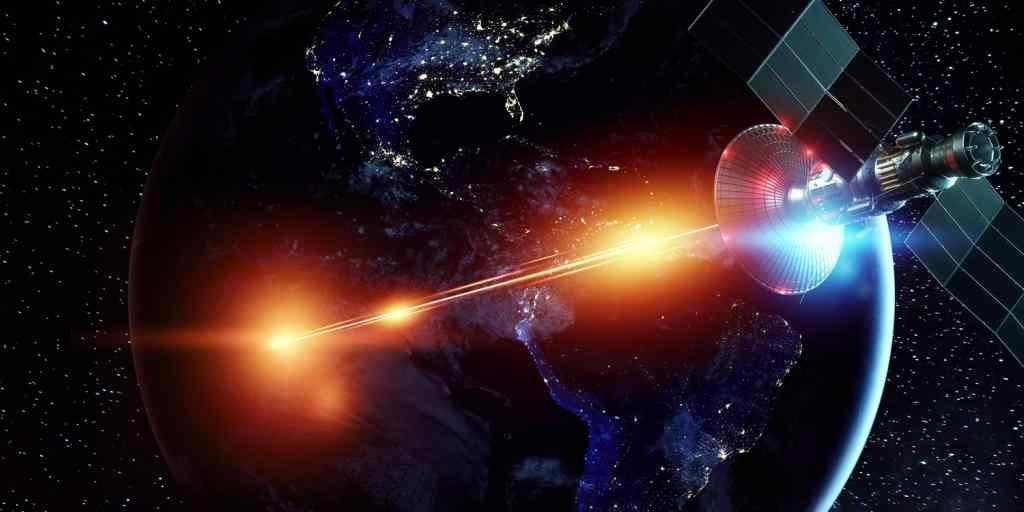 La militarisation de l'espace et la guerre dans l'espace
