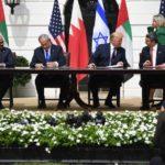 Le Proche-Orient & Moyen-Orient : Israël Palestine les accords d'abraham
